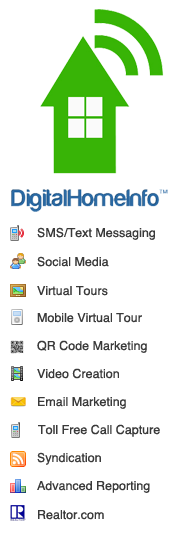 Digital Home Info - Real Estate Marketing Platform